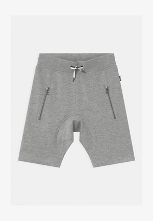 ASHTON SHORT - Tracksuit bottoms - grey melange