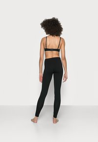 Anna Field - 2PP JERSEY LEGGING - Leggings - Stockings - black - 2