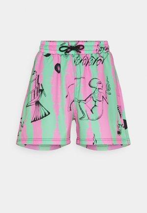 HOPE UNSEEN UNISEX - Shorts - green