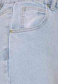 Cotton On - HIGH RISE CROPPED - Skinny džíny - addis blue rip - 2