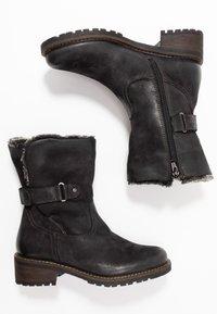 Pier One - Winter boots - black - 3