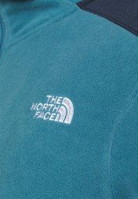 The North Face - DIABLO  HOODIE  - Fleece jacket - mllrdbl/urbnavy - 5