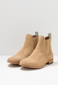 Shoe The Bear - DEV - Classic ankle boots - sand - 2