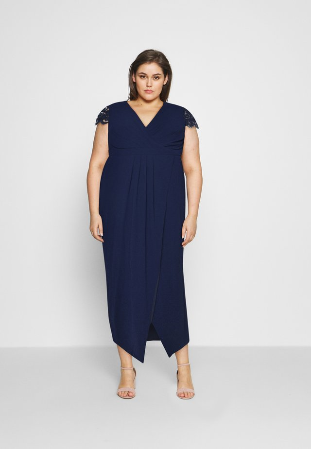QUINN MAXI - Cocktail dress / Party dress - navy