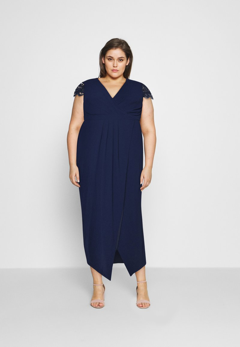 TFNC Curve - QUINN MAXI - Cocktail dress / Party dress - navy