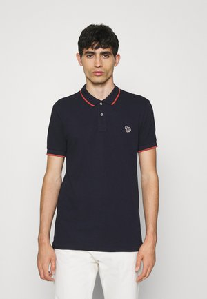 SLIM FIT - Polo shirt - dark blue