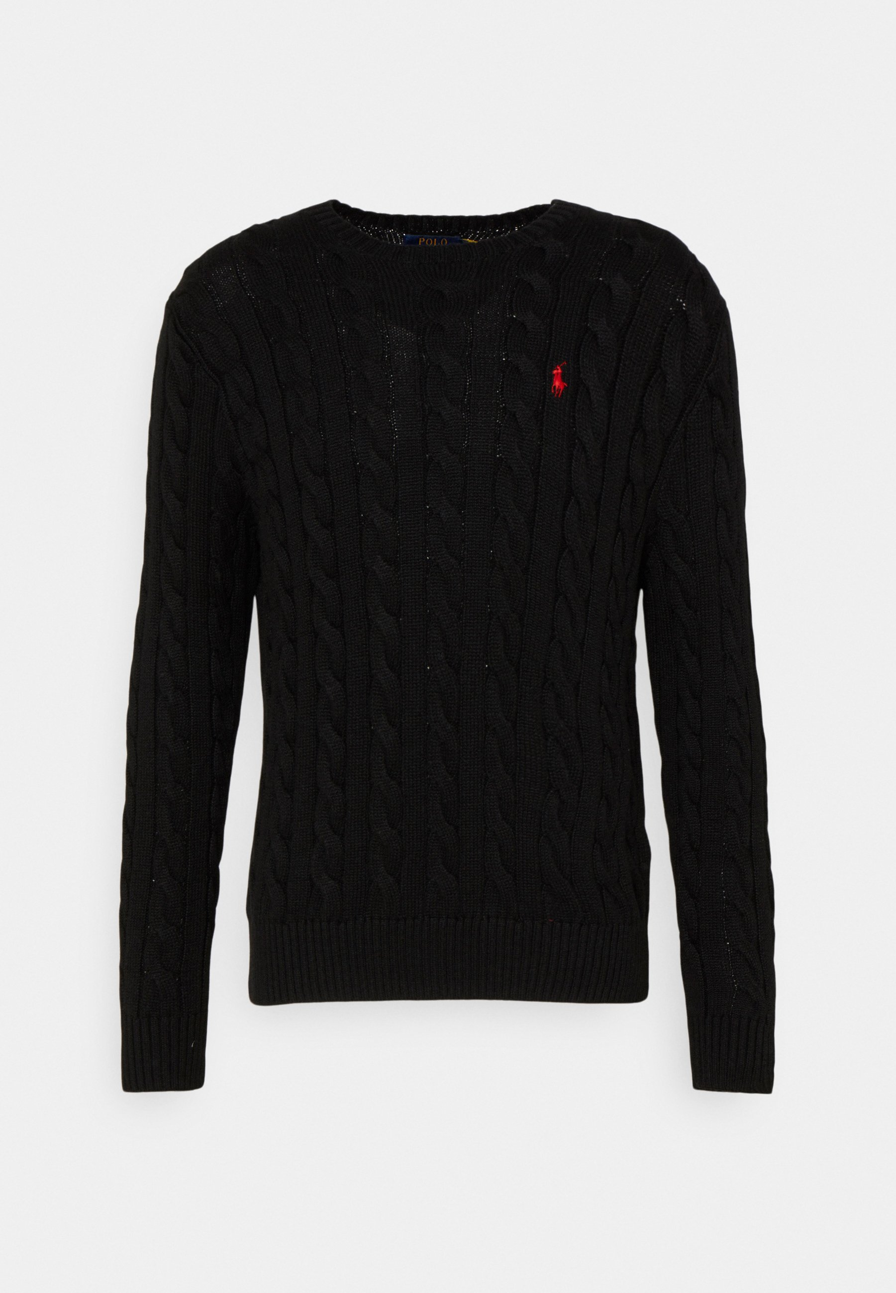 Homme CABLE-KNIT COTTON SWEATER - Pullover