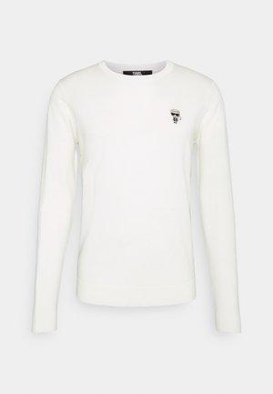 CREWNECK - Sweter - offwhite