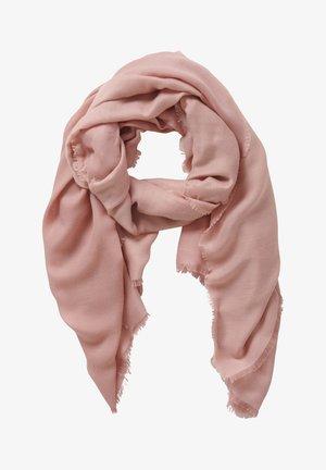 Sjaal - rosé/rosé