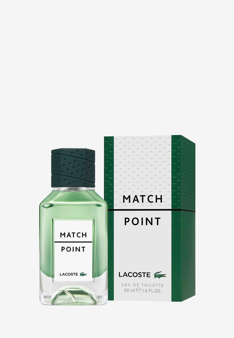 Lacoste Fragrances - LACOSTE MATCHPOINT EAU DE TOILETTE - Eau de Toilette - -