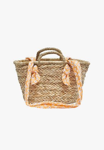 MARGERITEN - Handbag - orange