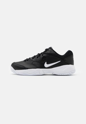 COURT LITE 2 - Zapatillas de tenis para todas las superficies - black/white