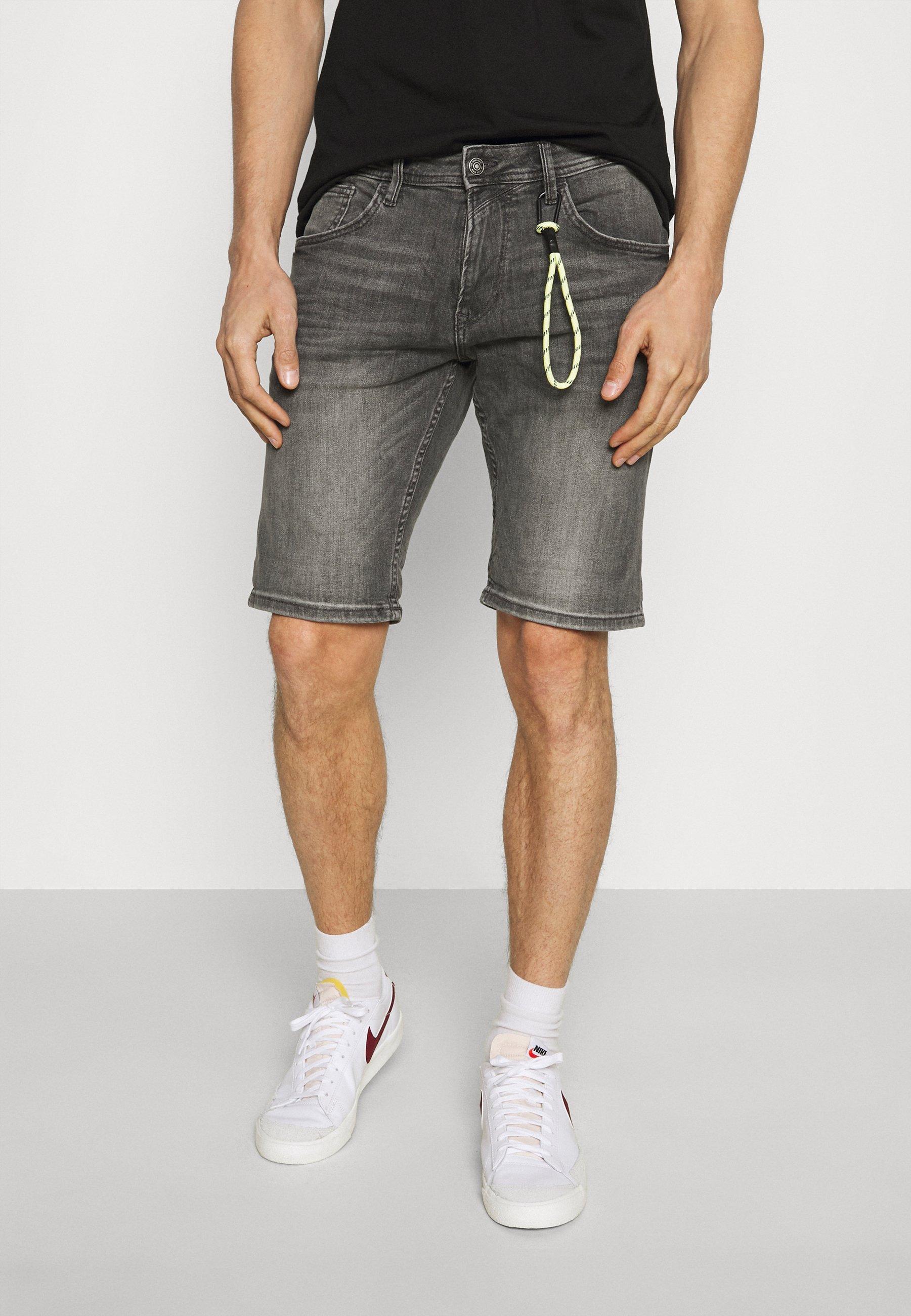 Men REGULAR FIT - Denim shorts