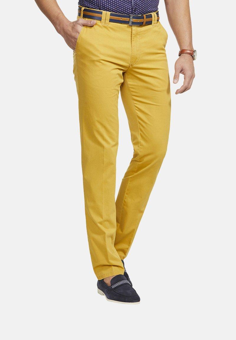 Meyer - Chinos - gelb