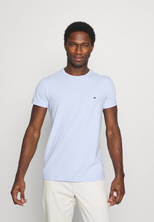 STRETCH TEE - Basic T-shirt - sweet blue