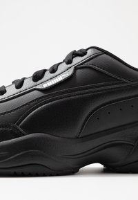 Puma - CILIA MODE - Sneakersy niskie - black/silver - 2