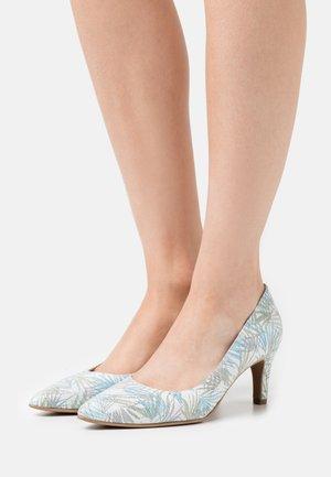 BENETT - Classic heels - jeans
