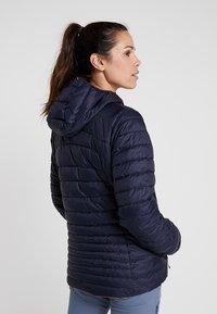Salomon - DRIFTER HOODIE - Outdoor jacket - garnet rose/night - 2