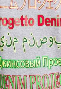 Denim Project - MOJO HOODIE - Sweatshirt - light grey - 4