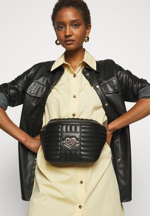 QUILTED SOFT - Bum bag - nero