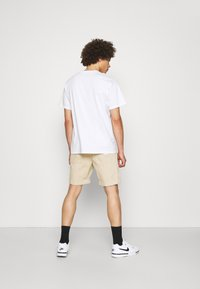 Carhartt WIP - SCRIPT EMBROIDERY - Basic T-shirt - white/black - 2