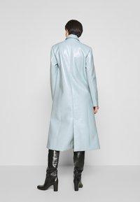 2nd Day - EDITION VERGE - Klassisk frakke - cashmere blue - 2