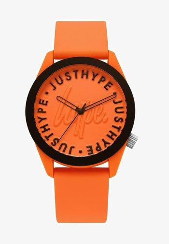 Watch - orange