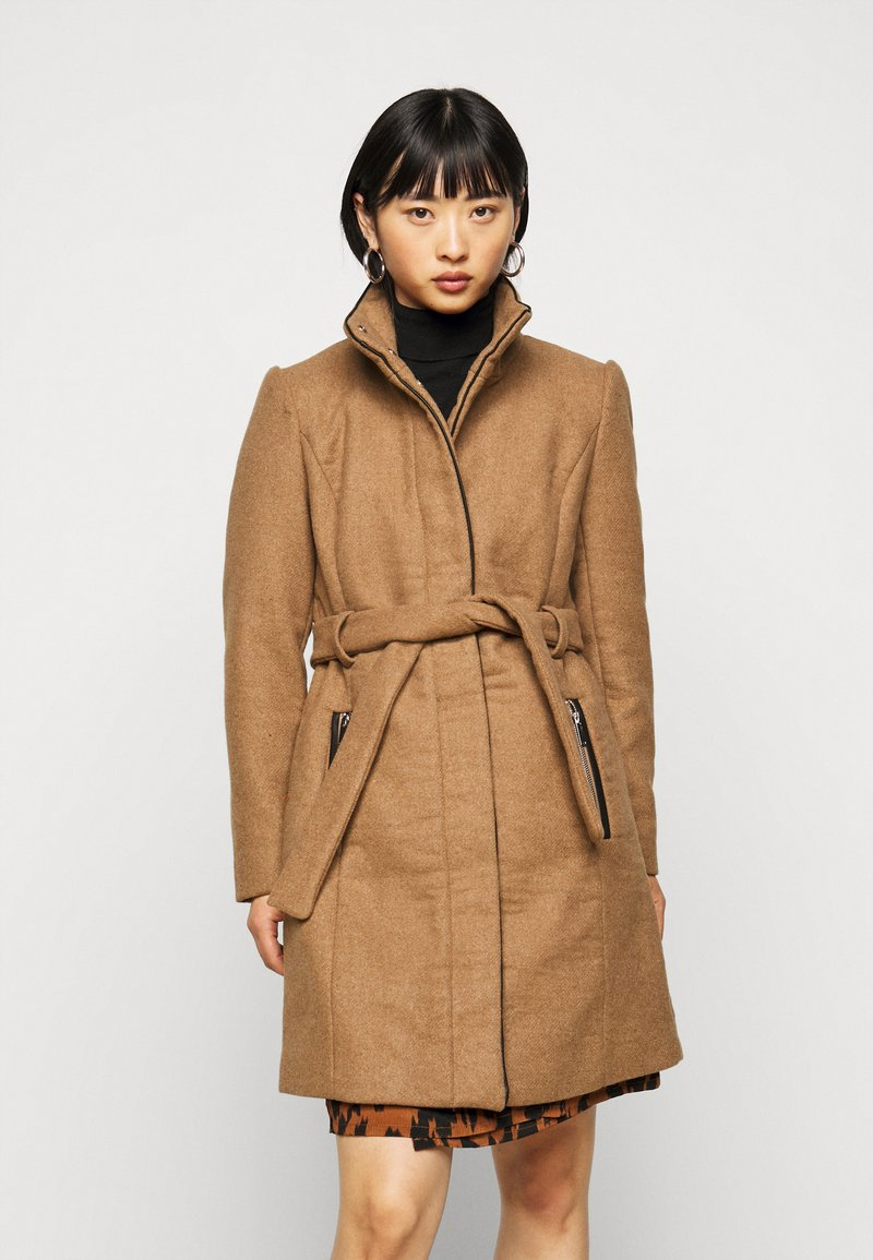 ONLY Petite - ONLMICHIGAN COAT - Classic coat - toasted coconut/melange