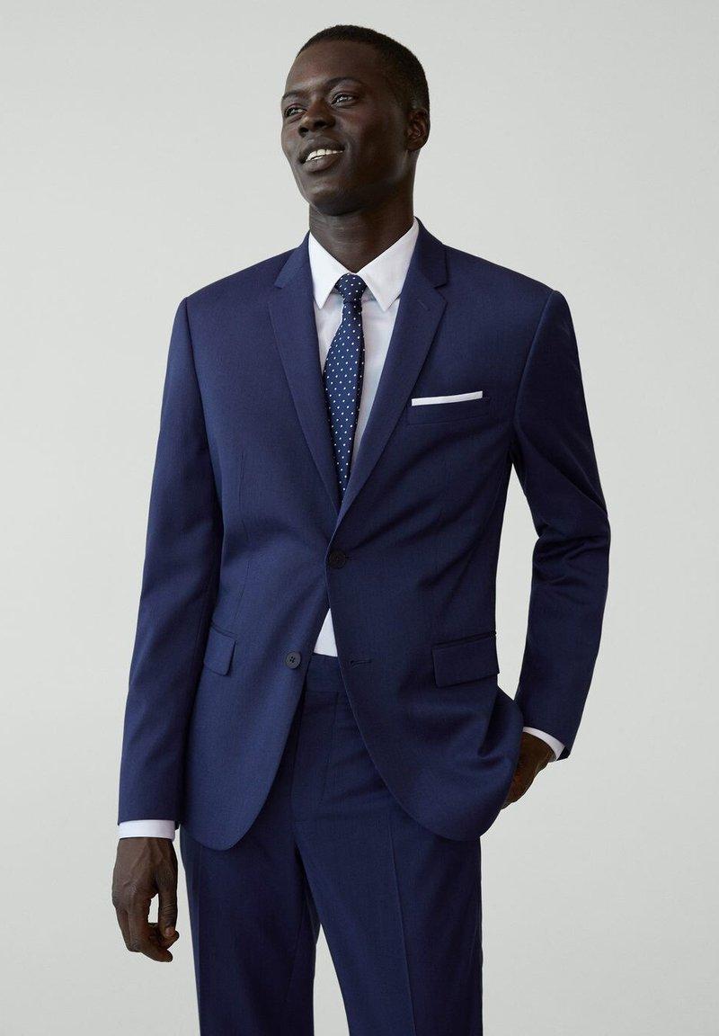 Mango - PAULO - Suit jacket - blue