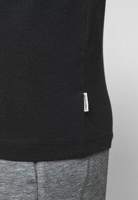 Jack & Jones - JCOTULIP TEE - T-Shirt print - black - 5