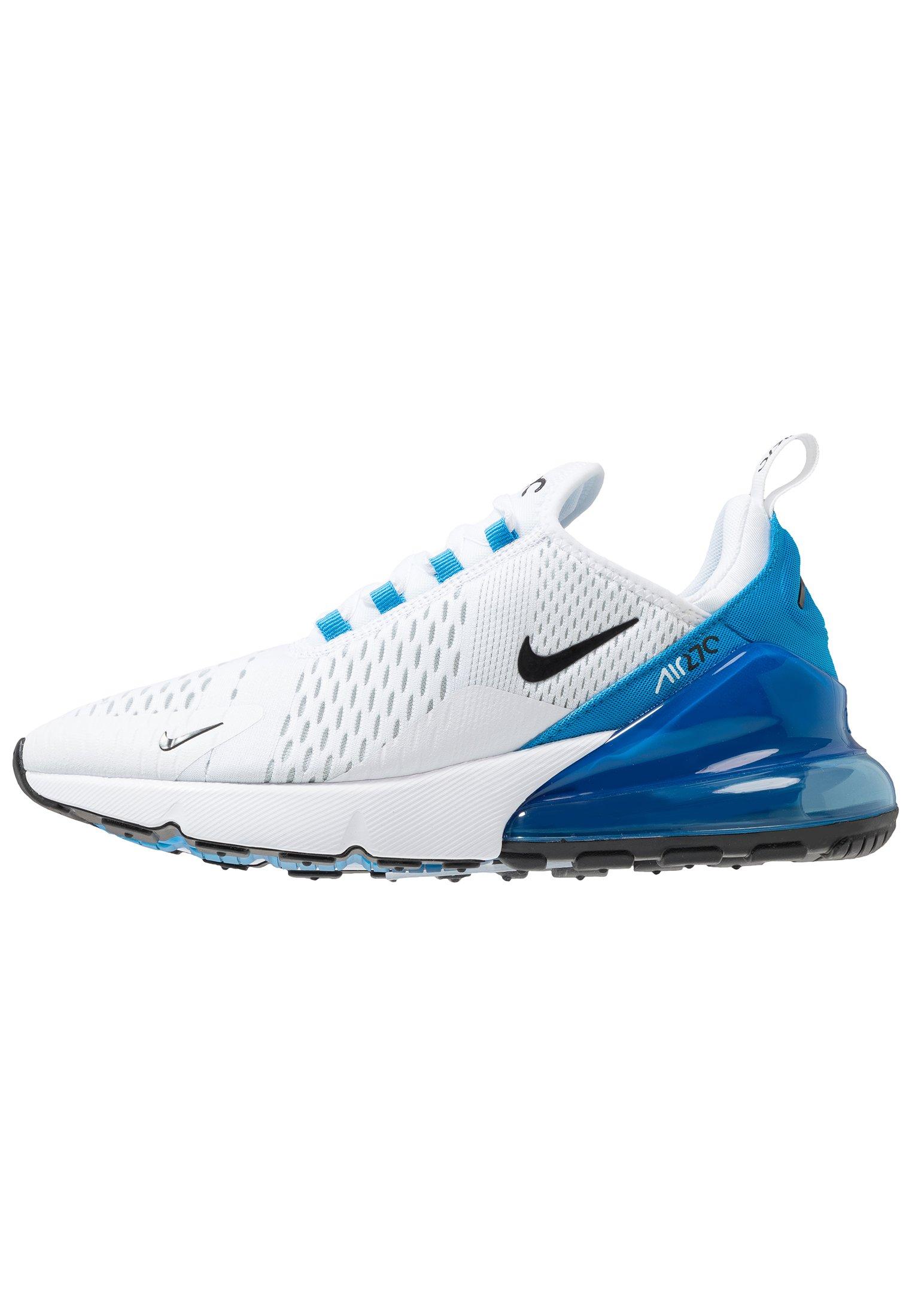 Nike Sportswear AIR MAX 270 - Sneakers basse - white/black/bianco ...