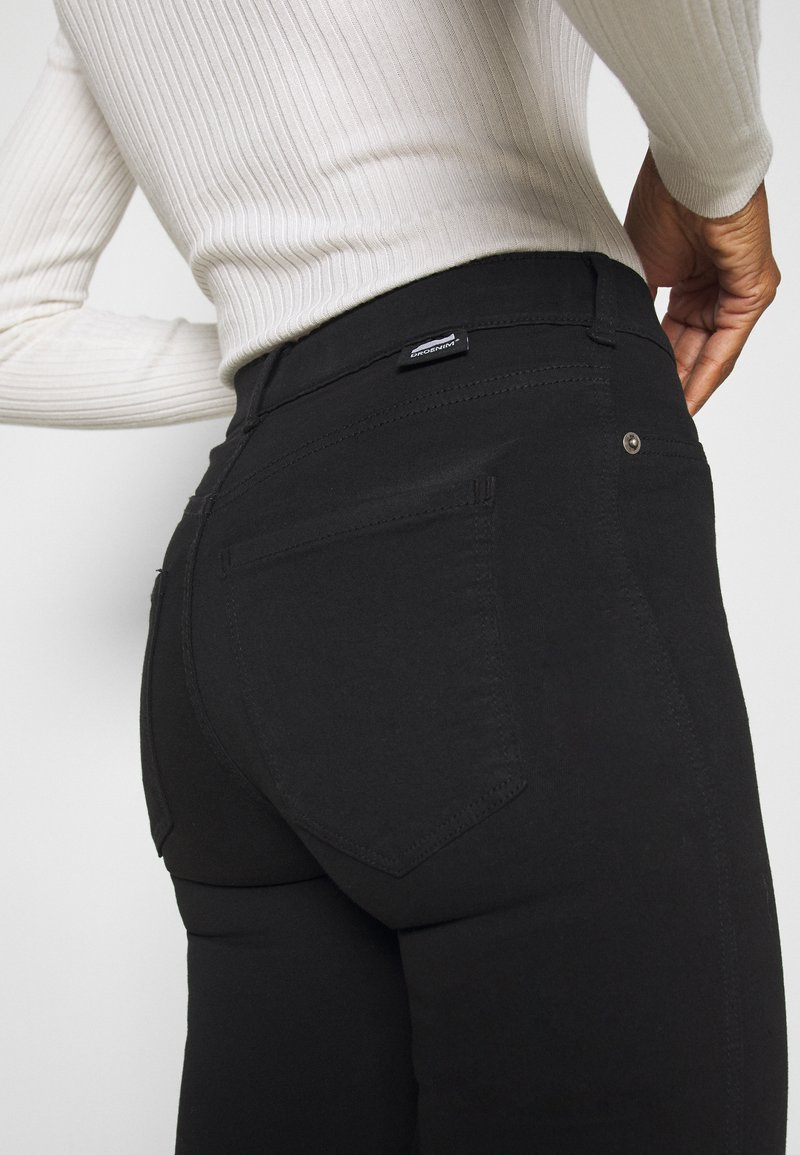 Dr.Denim Tall PLENTY - Jeans Skinny Fit - black/schwarz zQ7xln