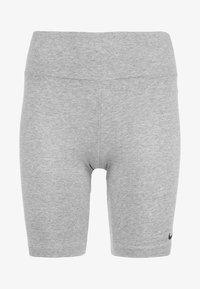 Nike Sportswear - W NSW LEGASEE  - Shorts - dark grey/black - 0