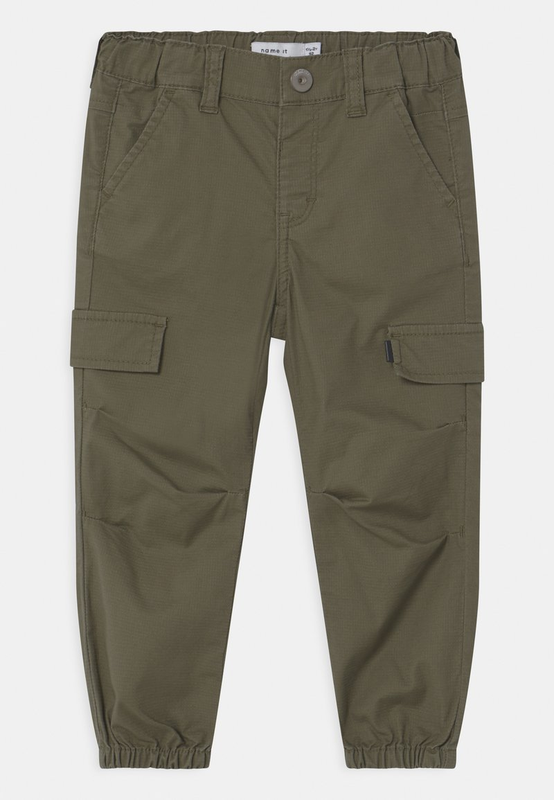 Name it - NMMBOB TWITUS  - Cargo trousers - ivy green