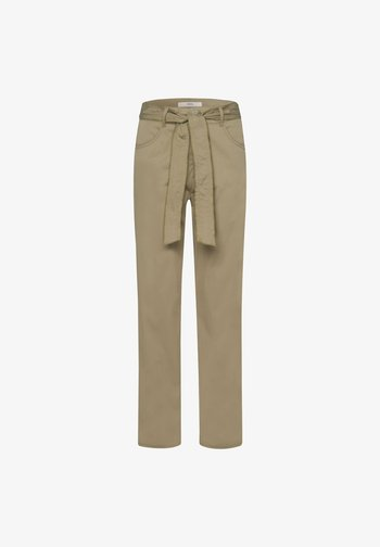 STYLE MELO - Trousers - khaki