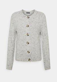 Marks & Spencer London - SPONGEY CARDI - Cardigan - grey - 0