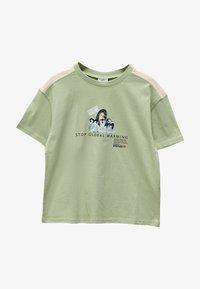 LC Waikiki - Print T-shirt - green - 0
