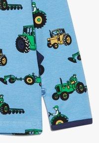 Småfolk - OLD TRACTOR - Langærmede T-shirts - sky blue - 3