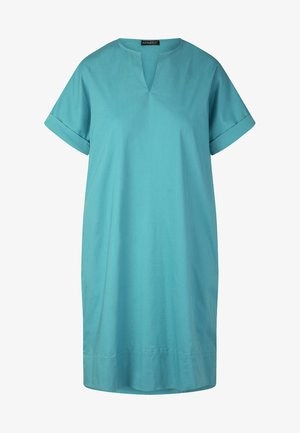 SOMMER - Robe d'été - turquoise