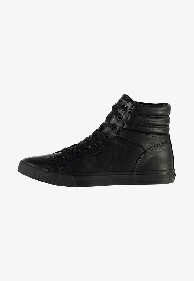 ASTI  - Baskets montantes - black