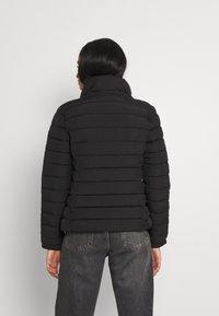 Superdry - CLASSIC FUJI JACKET - Winter jacket - black - 3