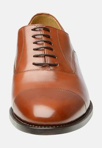 SHOEPASSION - NO. 545 - Smart lace-ups - red/brown - 5