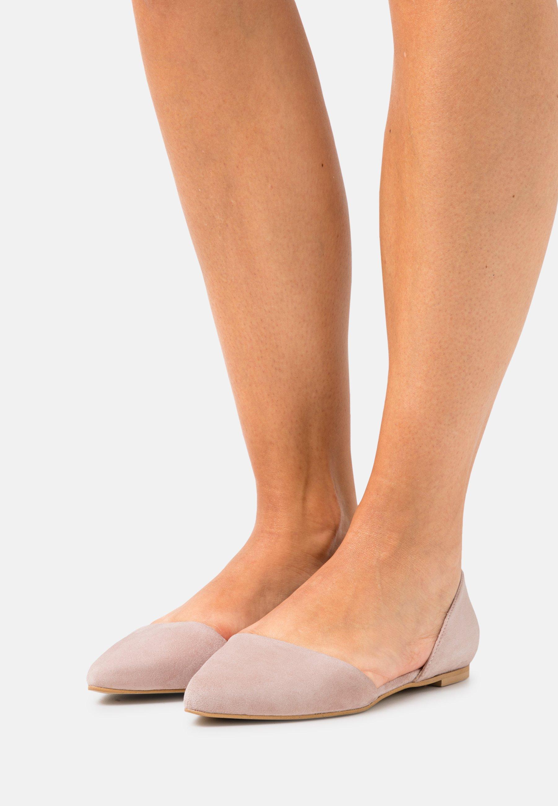 Women LEATHER - Ballet pumps