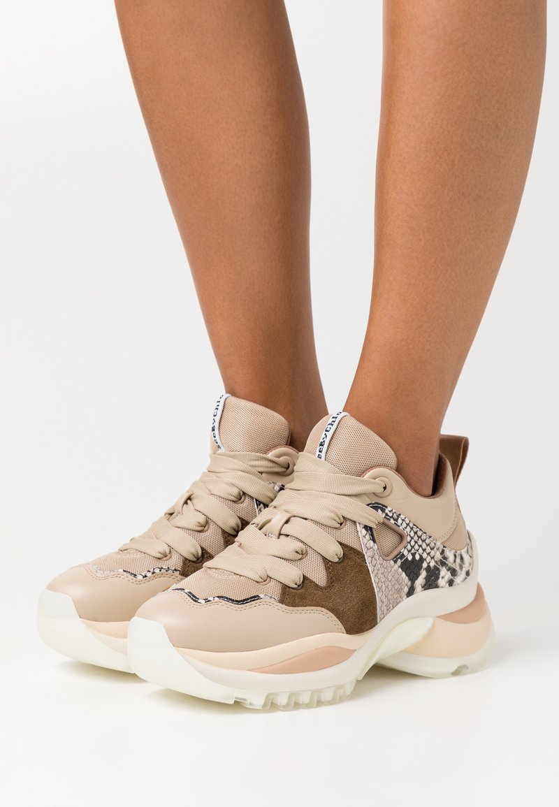 See by Chloé - Trainers - beige
