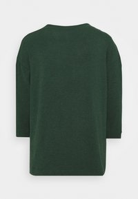 Esprit - ECOVERO - Jumper - dark green - 1