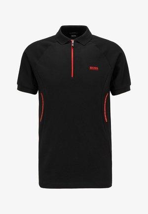 PHILIX - Poloshirt - black