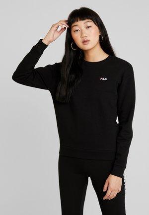EFFIE CREW - Sweatshirts - black