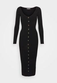 Fashion Union - ALLISTER - Jumper dress - black - 4