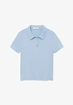 Poloshirt - hemelsblauw