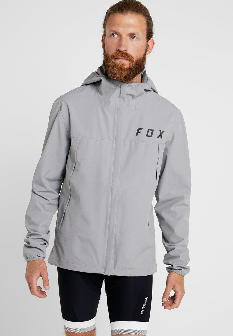 Fox Racing - RANGER WATER JACKET - Waterproof jacket - grey